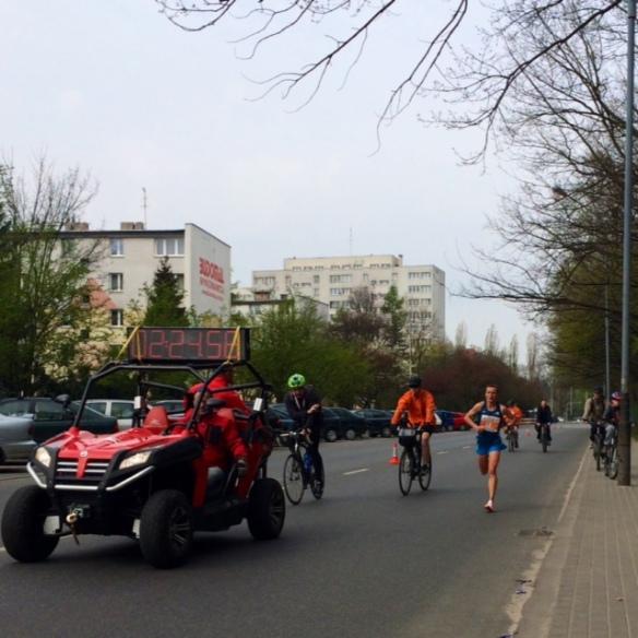 karolina jarzynska lodz maraton