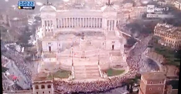 maraton rzym