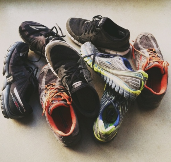 weganskie buty bieganie brooks