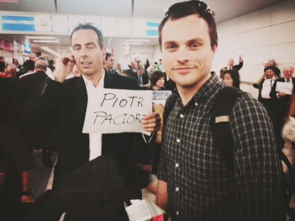 rzym lotnisko polsat