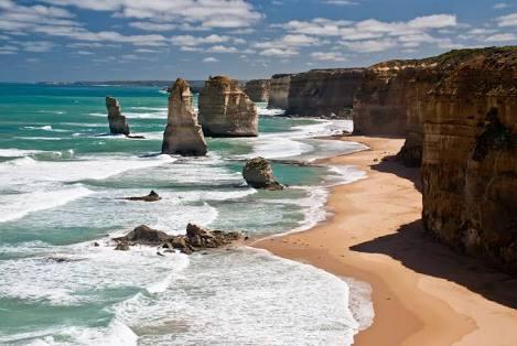 12 apostołów Victoria Australia