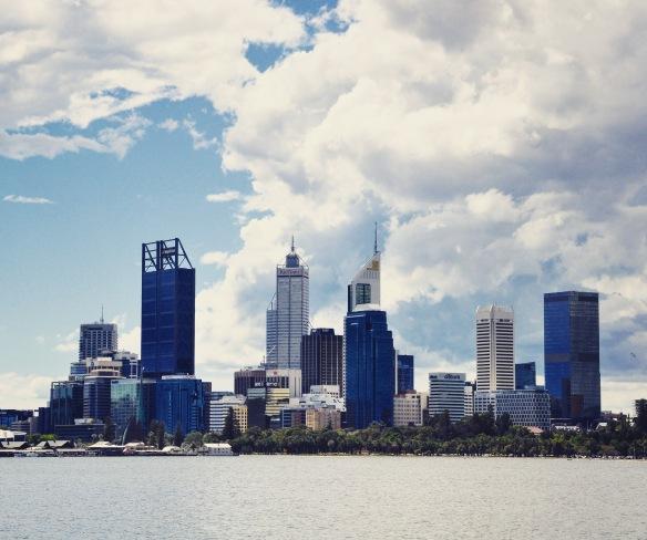 Perth City Zachodnia Australia