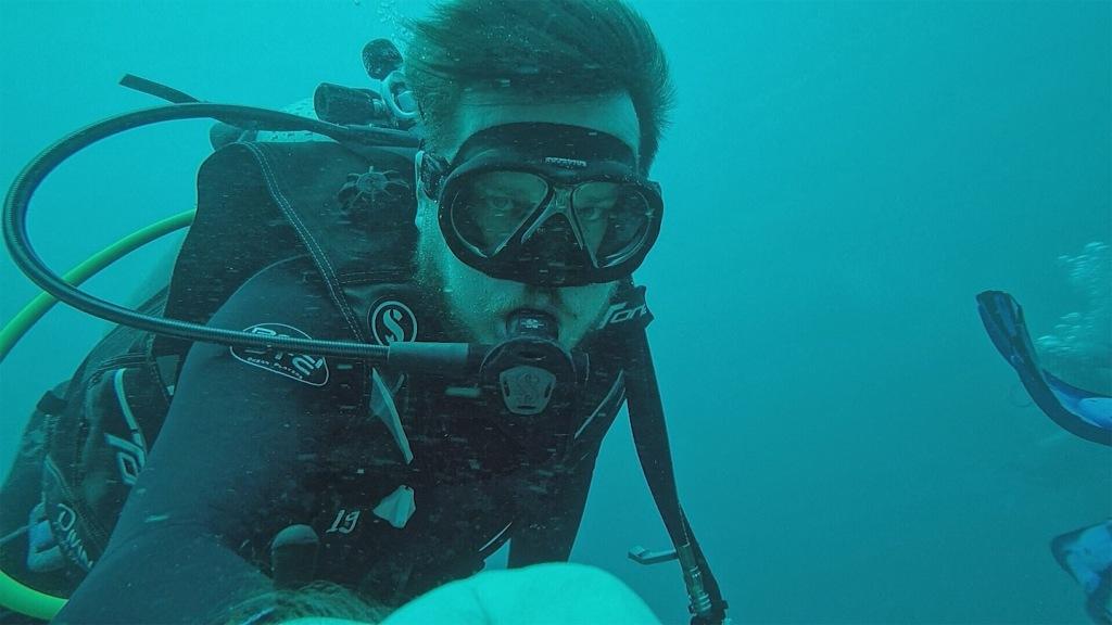 Manta Point Bali diving